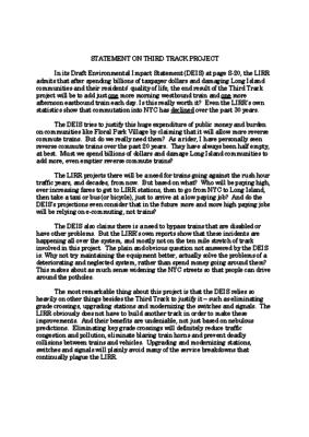 Statement from James Hershler