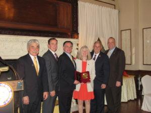 Mayor Thomas Tweedy's Testimonial Dinner