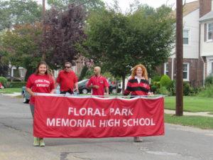 Floral Park Memorial High School Homecoming