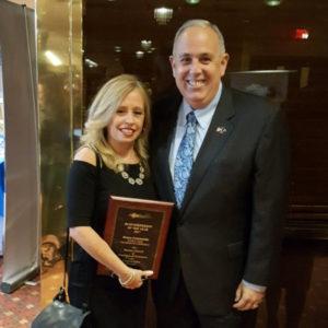 Donna Gammarato of Pita Park Honored