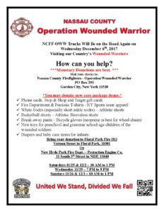 Wounded Warrior Collection