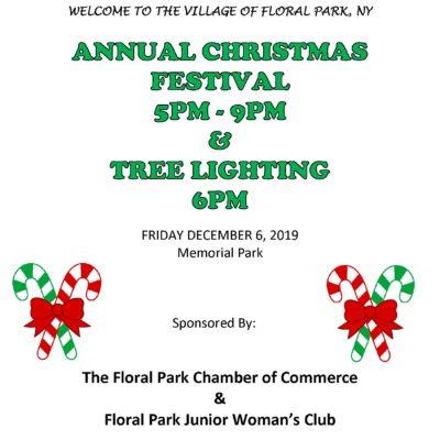 Christmas Festival & Tree Lighting